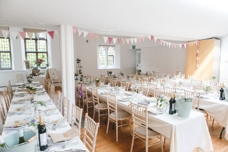Wedding at Monmouth Priory