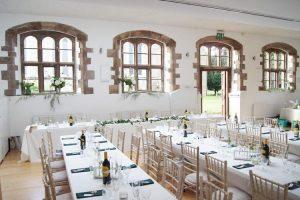 Monmouth Priory Main Hall