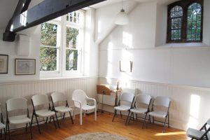 Quiet Room at Monomouth Priory